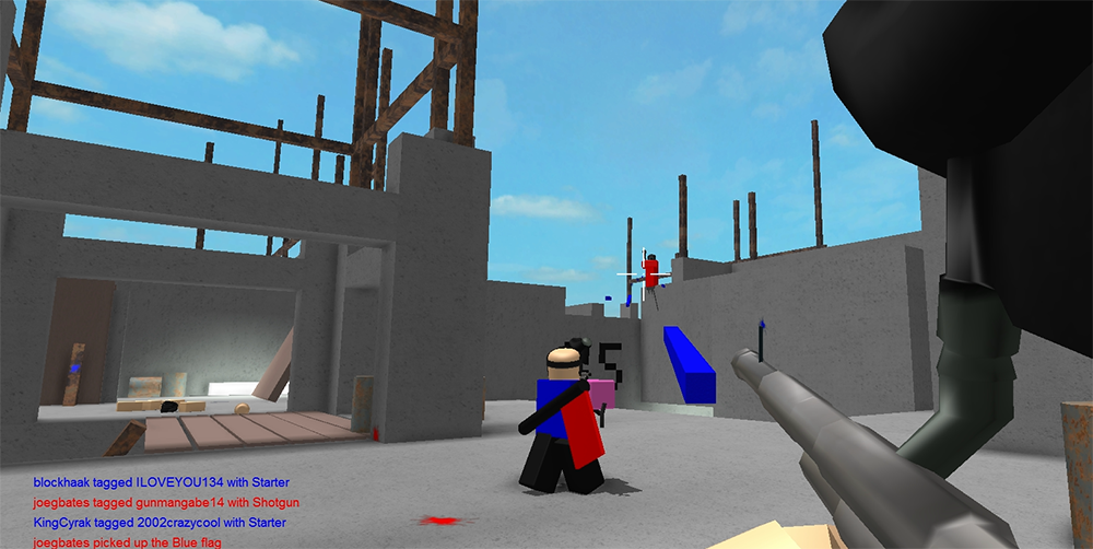 Why Daxter33s Paintball Is The Biggest Roblox Fps Yet - 1st person paintball gun roblox